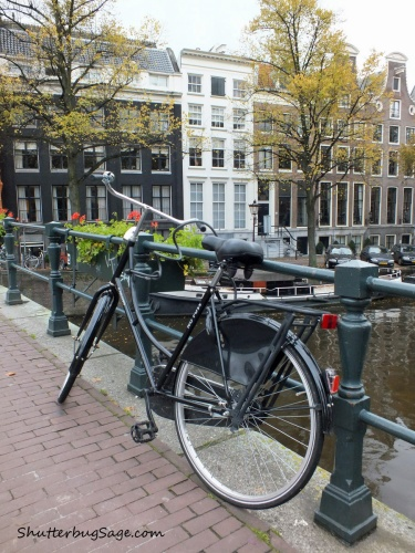 Bicycle by Canal