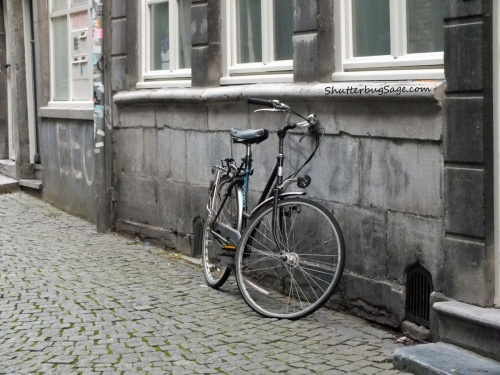 Bicycle in Maastricht
