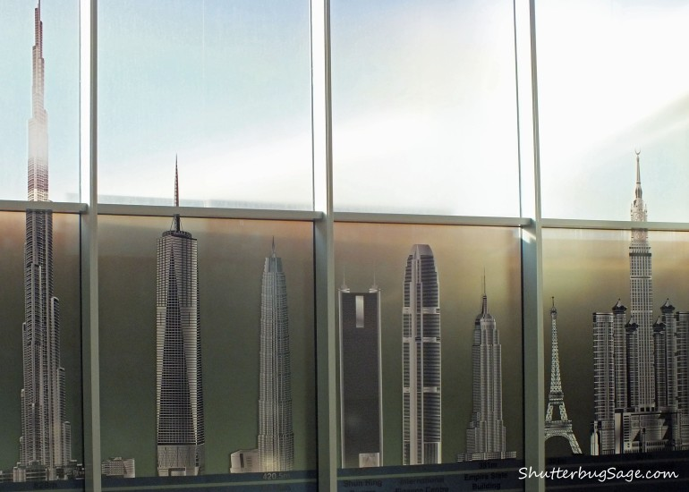 Burj Khalifa Building Comparisons copy