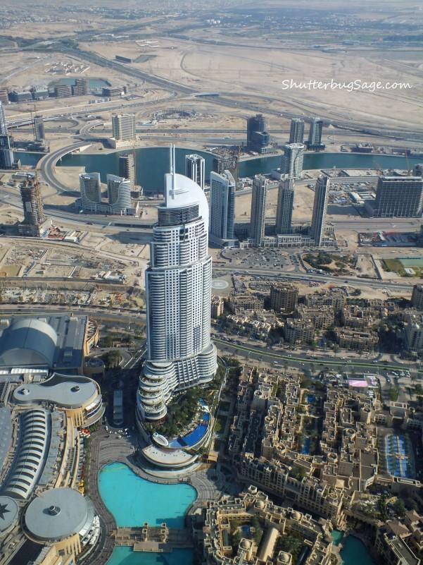 Burj Khalifa - Oasis in the Desert copy