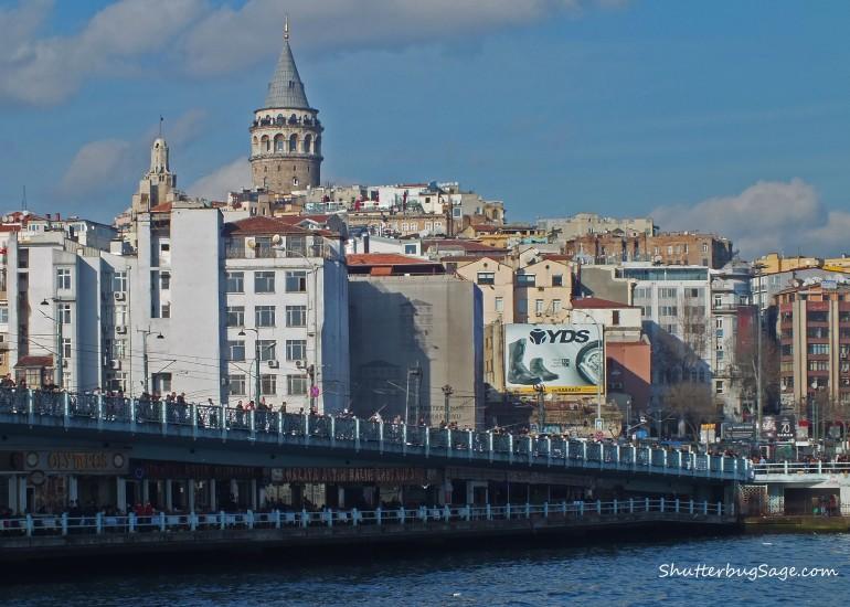 Crossing the Galata Bridge 3 copy