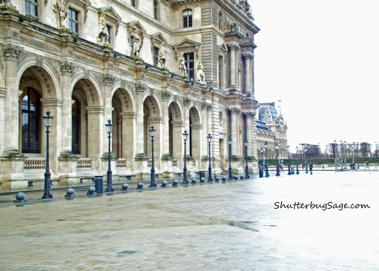 Louvre Exterior 1 copy
