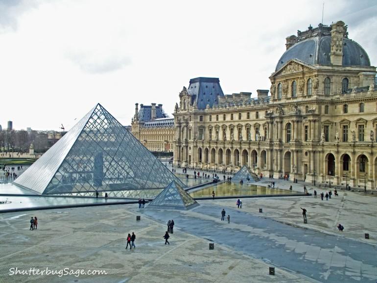 Louvre Exterior 4 copy
