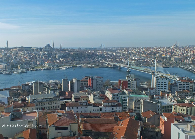 View from Galata Tower 4 copy