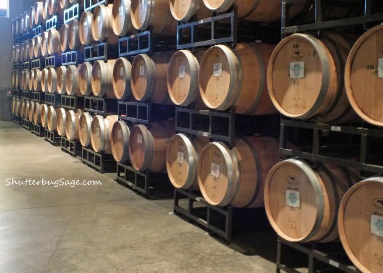 Oak Barrels copy