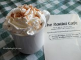 Hot Chocolate at Lisa's Radial Cafe in Omaha, NE