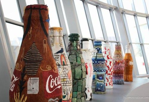 WOC - Coke Bottles