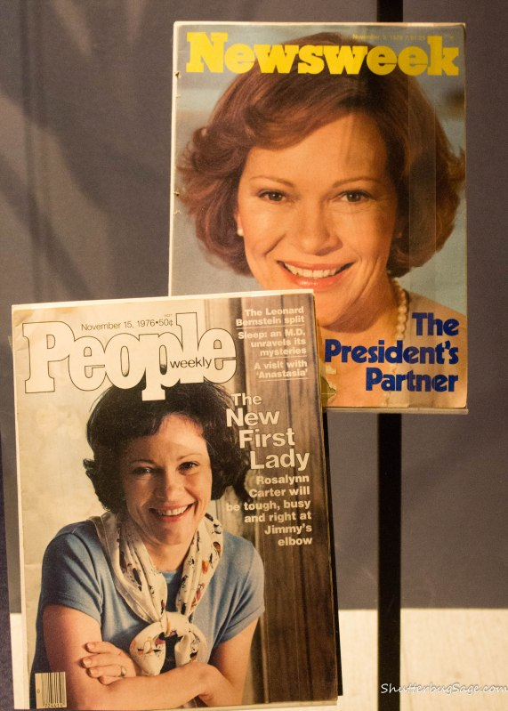 Jimmy Carter Presidential Library & Museum - First Lady Rosalynn Carter