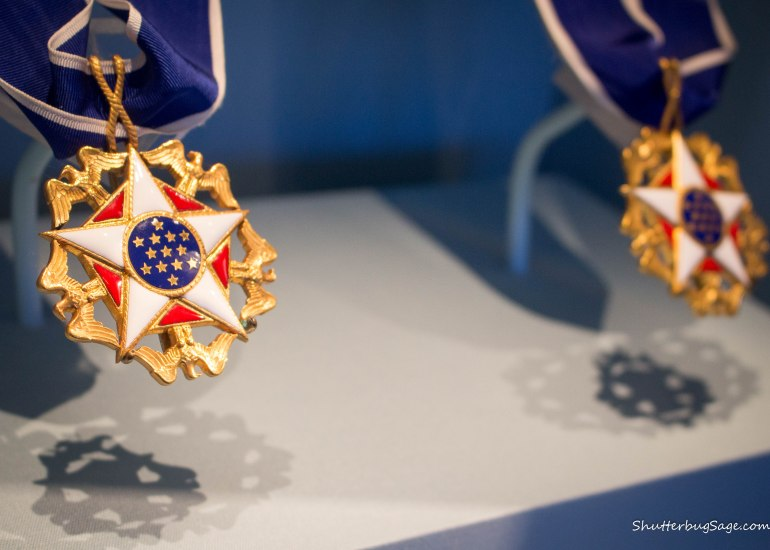 Jimmy Carter Presidential Library & Museum in Atlanta - Presidential Medals of Freedom