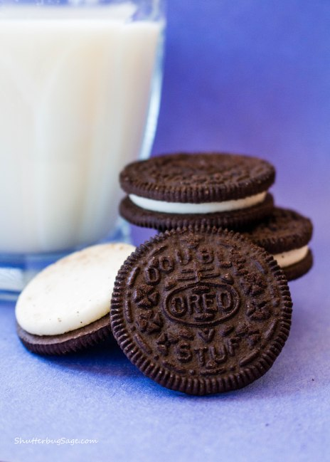 Oreos - Cookies and Milk