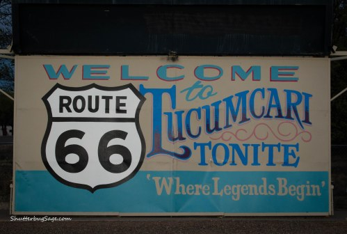 """Tumcumcari Tonight"" billboard"