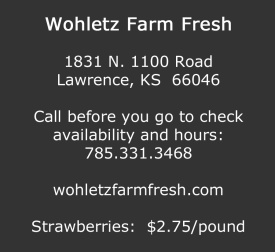 Wohletz Farm Fresh Details